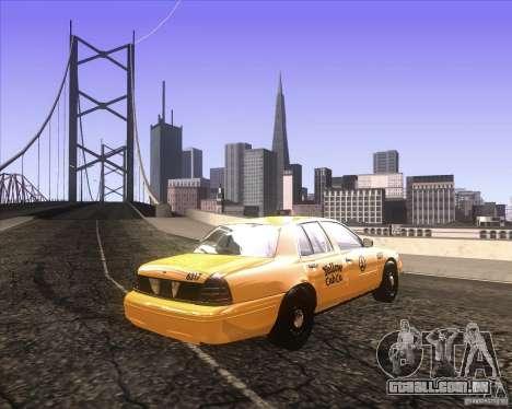 Enbsereis 0.74 Dark para GTA San Andreas terceira tela