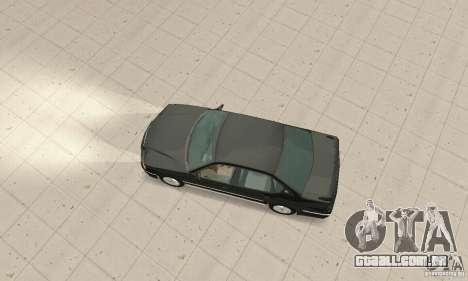 Chevrolet Impala 2003 para GTA San Andreas