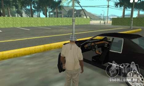 Cadillac Eldorado 1996 para GTA San Andreas vista traseira