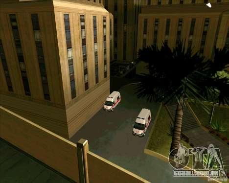 Veículos estacionados v 2.0 para GTA San Andreas segunda tela