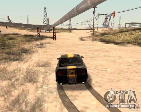 ENBSeries by Nikoo Bel para GTA San Andreas quinto tela