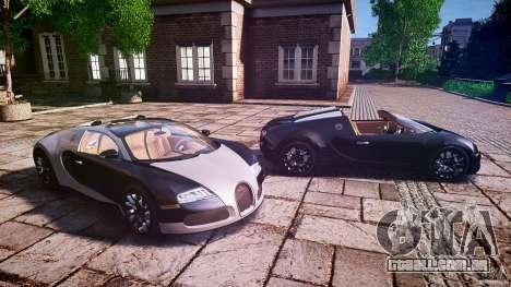 Bugatti Veyron Grand Sport [EPM] 2009 para GTA 4 vista inferior