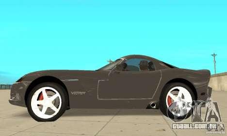 DRIFT CAR PACK para GTA San Andreas nono tela
