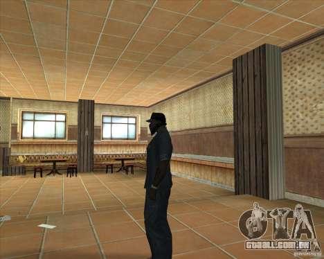 Salierys Bar para GTA San Andreas quinto tela
