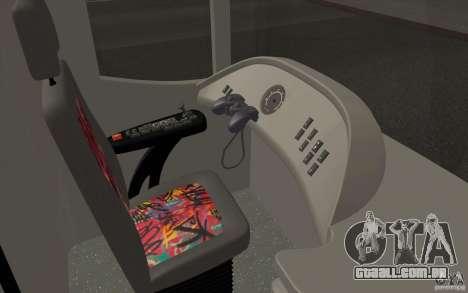 Design-X6-Public Beta para GTA San Andreas vista superior