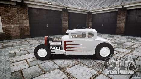 Ford Hot Rod 1931 para GTA 4 esquerda vista