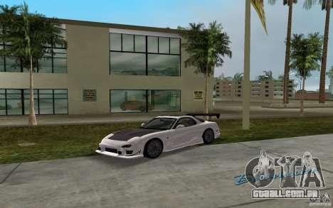 Mazda RX-7 FD3S para GTA Vice City