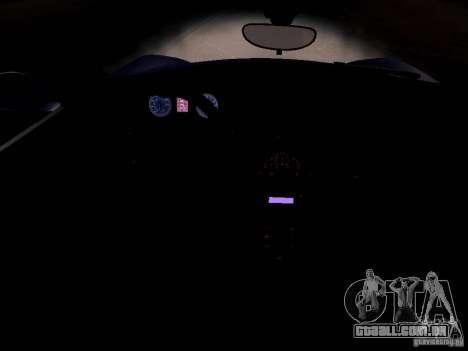 Alfa Romeo 8C Spider 2012 para as rodas de GTA San Andreas