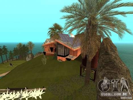 Kapu Pohaku Island v1.2 para GTA San Andreas terceira tela
