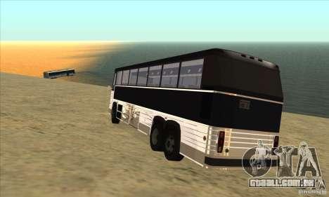 MCI MC9 para GTA San Andreas esquerda vista