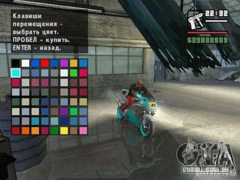 Carcols.dat By Russiamax para GTA San Andreas décimo tela