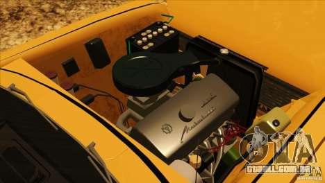 Moskvich 412 v 2.0 para o motor de GTA San Andreas