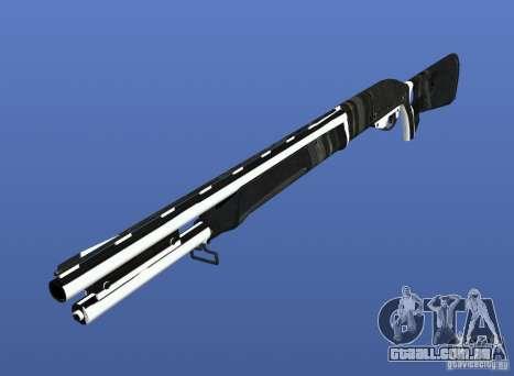 Shotgun para GTA 4