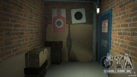 Retextured Broker Gunshop para GTA 4 por diante tela