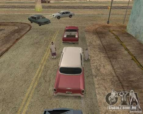 More Hostile Gangs 1.0 para GTA San Andreas