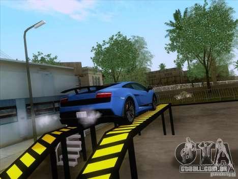 Auto Estokada v1.0 para GTA San Andreas segunda tela