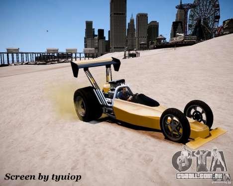 Raketomobil′ para GTA 4 vista interior