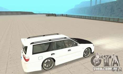 Nissan Stagea GTR para GTA San Andreas