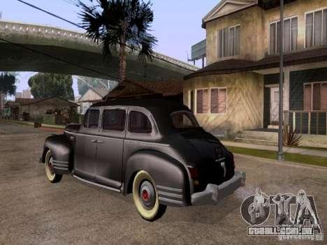 ZiS 110 para GTA San Andreas esquerda vista