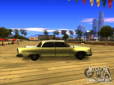 Glendale - Oceanic para GTA San Andreas esquerda vista