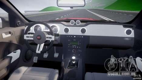 Saleen S281 Extreme - v1.2 para GTA 4 vista direita