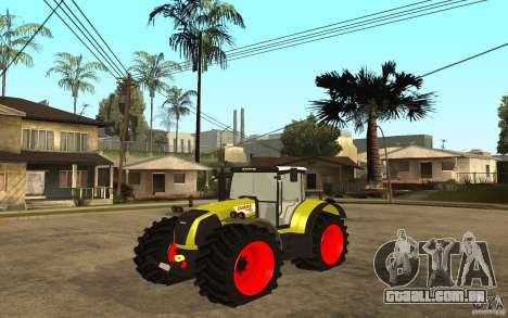 CLAAS Axion 850 para GTA San Andreas