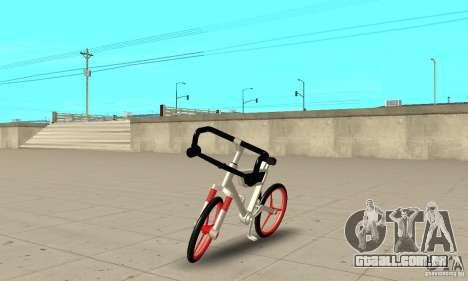 Wind Solar MT Bike para GTA San Andreas