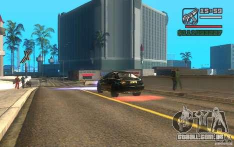 ENBSeries by Gasilovo v2 para GTA San Andreas por diante tela