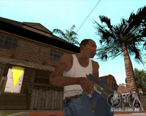 CoD:MW2 weapon pack para GTA San Andreas sétima tela