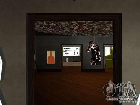 GTA Museum para GTA San Andreas por diante tela