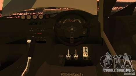 Nissan Silvia S14 Zenki Team Need for Speed para GTA 4 vista direita