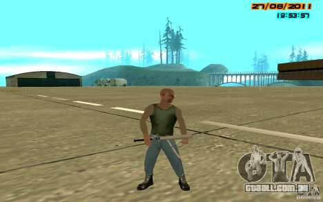 SkinHeads Pack para GTA San Andreas