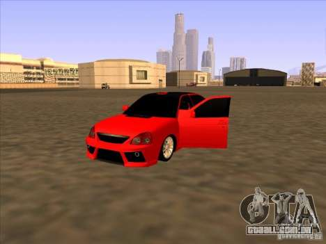 Esporte VAZ-2172 para GTA San Andreas