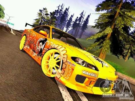 Nissan Silvia S15 Juiced2 HIN para GTA San Andreas