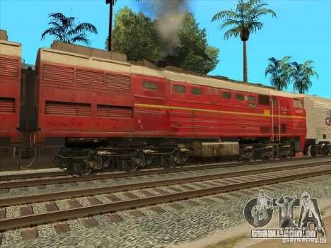 2te10v-4833 para GTA San Andreas vista direita
