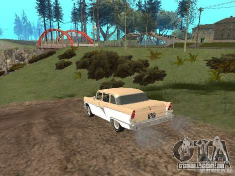 GÁS 13 para GTA San Andreas vista direita