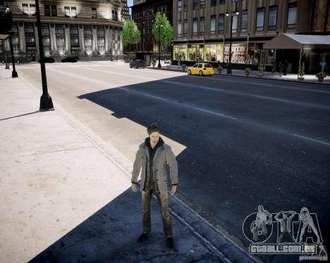 Alan Wake para GTA 4 terceira tela