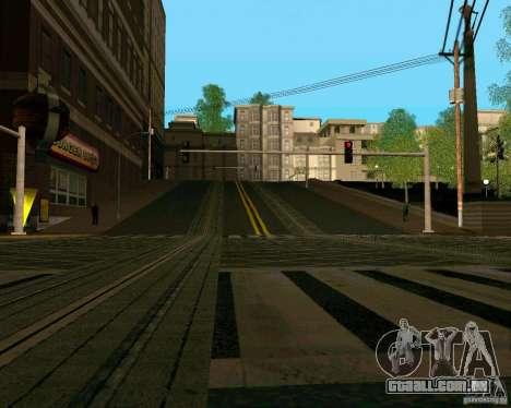 GTA 4 Roads para GTA San Andreas sétima tela