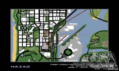 GTA SA Enterable Buildings Mod para GTA San Andreas por diante tela