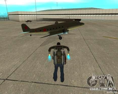 Li-2 para GTA San Andreas