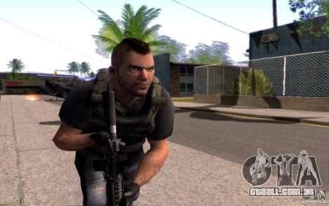 4 um Mctavish (Brasil) para GTA San Andreas terceira tela
