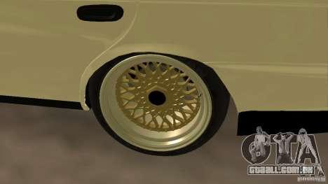 Toyota Corolla Tuned para GTA San Andreas vista direita