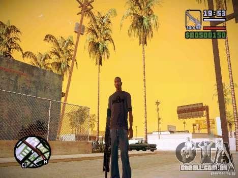 M60 para GTA San Andreas segunda tela