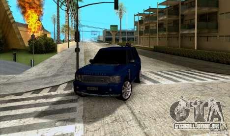 ENBSeries by HunterBoobs v1.2 para GTA San Andreas quinto tela