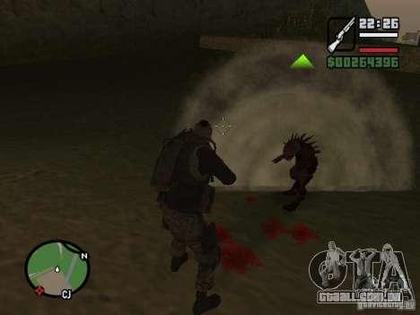 Chupacabra para GTA San Andreas sétima tela