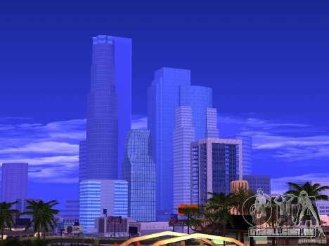 Amazing Screenshot v1.1 para GTA San Andreas segunda tela