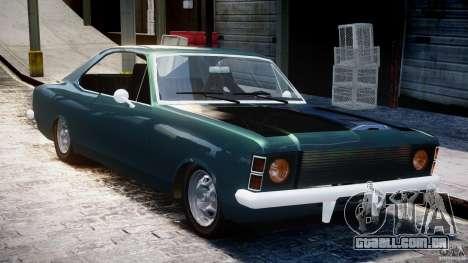Chevrolet Opala 1979 v1.0 [BETA] para GTA 4 vista direita