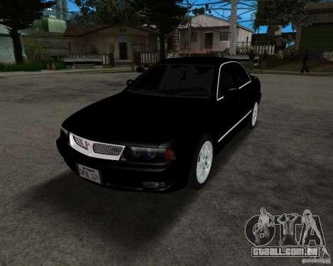 Mitsubishi Diamante para GTA San Andreas