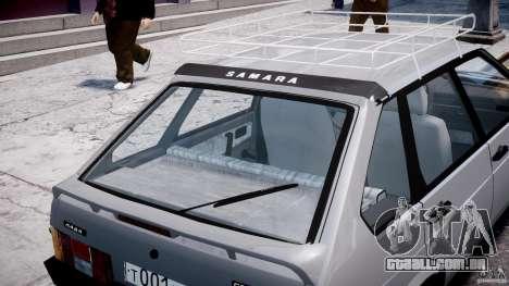 Vaz-21093i para GTA 4
