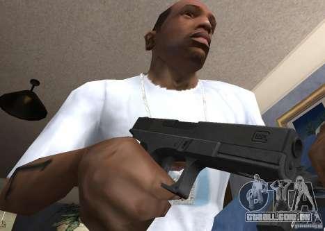 Weapon Pack by viter para GTA San Andreas
